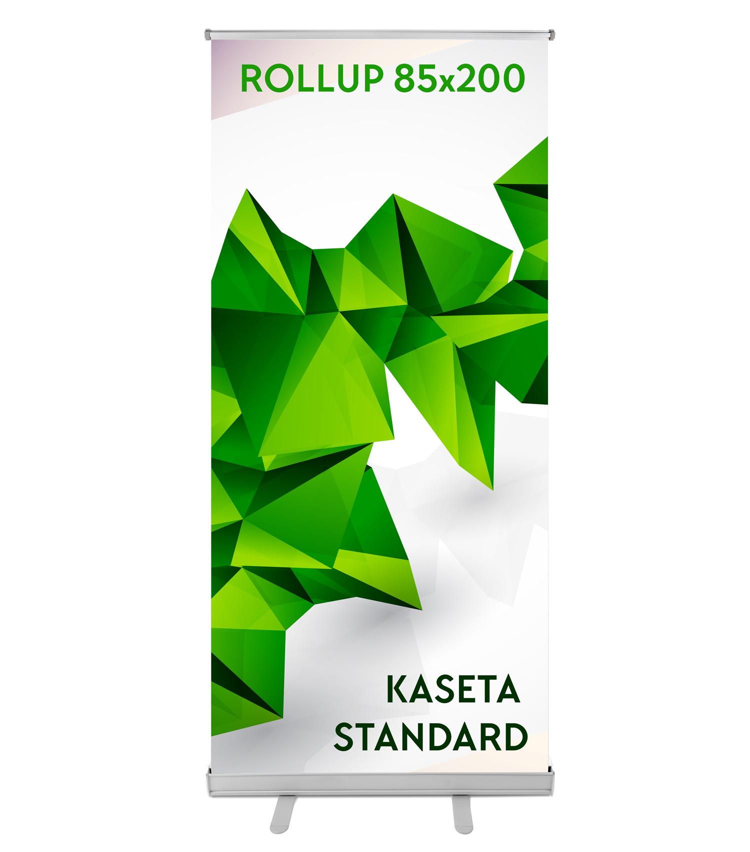 Roll-up - rodzaje i zastosowanie